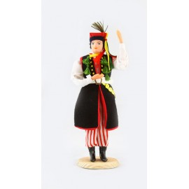Lalka Krakowiak 18 cm